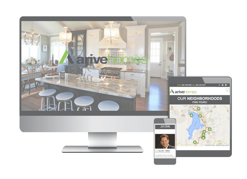 Arive Homes | Spanish Fork